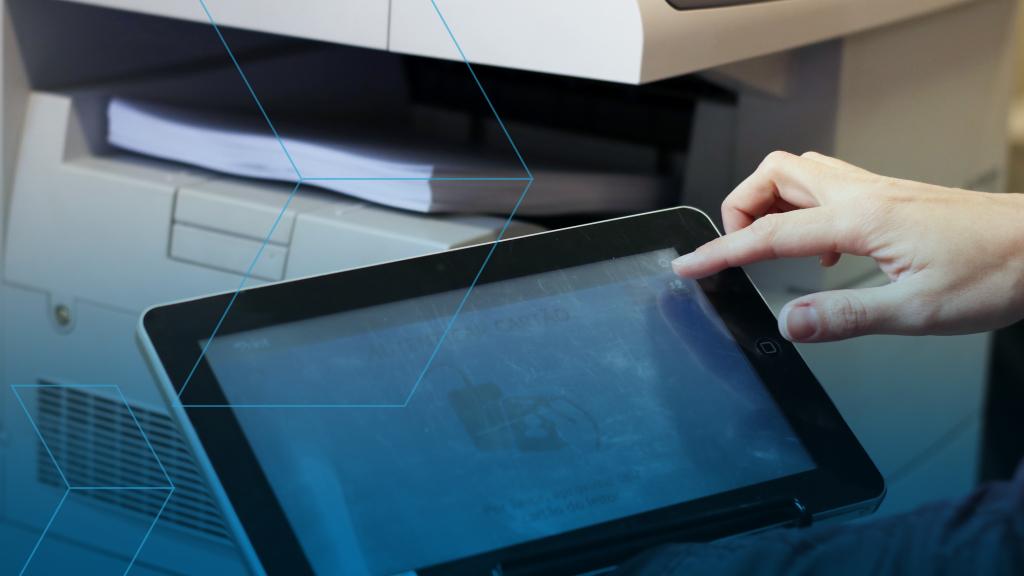 Tecnologias para impressão e o uso de aplicativos