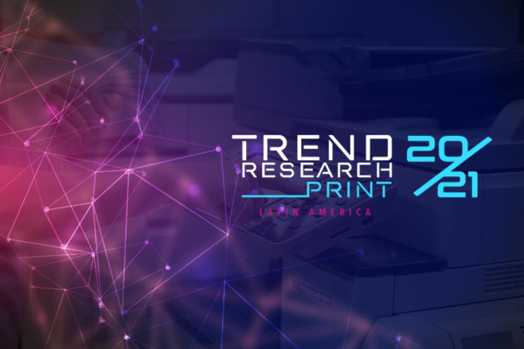 Trend Research Print 20/21: Lançamento de pesquisa para provedores de outsourcing de impressão