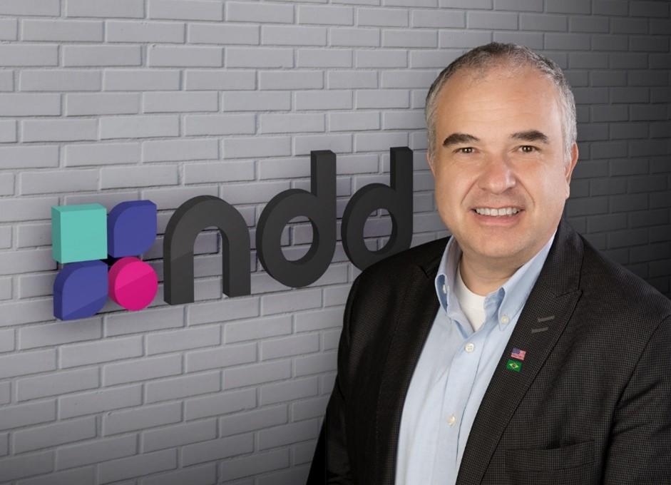 NDD anuncia Hector Arrillaga como Diretor Comercial para os Estados Unidos